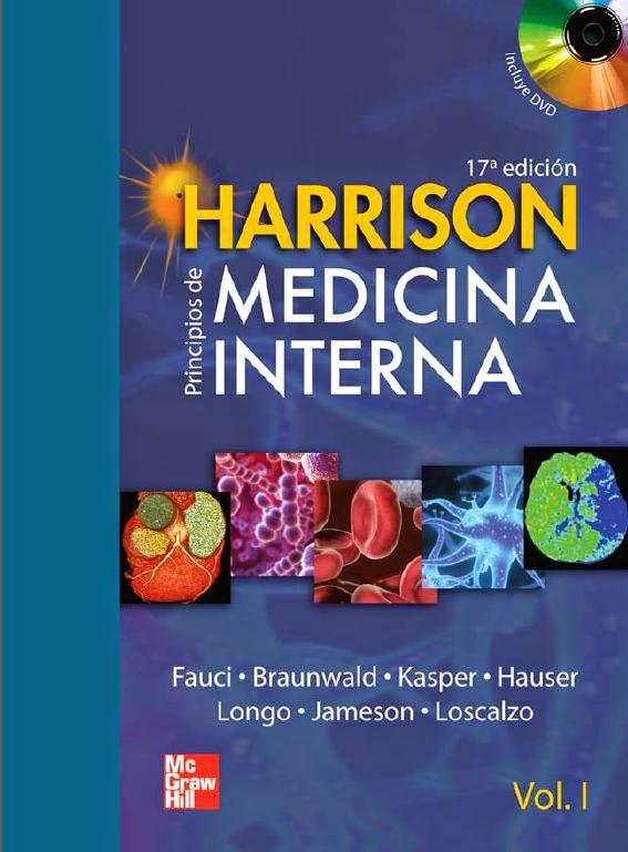 Harrison Medicina Interna 15 Edicion.pdf harrison+medicina+interna