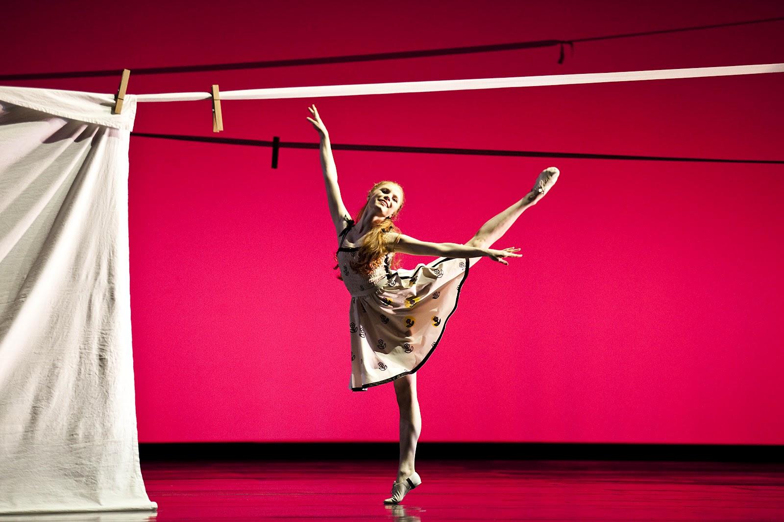 expressive ballet revolutionary dance style