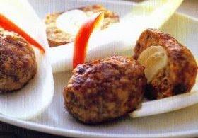Resep dan Cara Membuat Bola Daging Isi Bawang