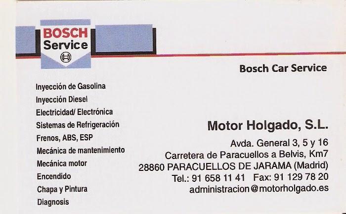 MOTOR HOLGADO S.L