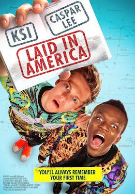 Laid In America 2016 DVD R1 NTSC Latino