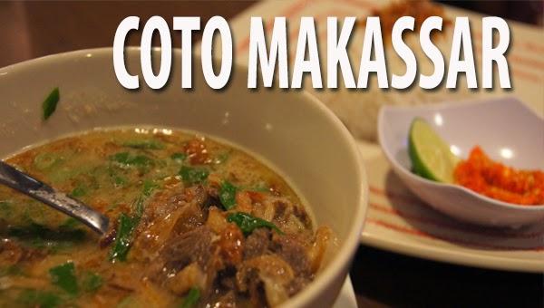 Resep Coto Makasar
