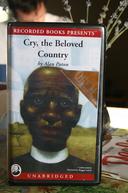 the rebuilding of africa in cry the beloved country by alan paton Cry, the beloved country by alan paton background: cry, the boloved country was published in 1948 before the introduction of a new apartheid political system in south africa the sold of the.