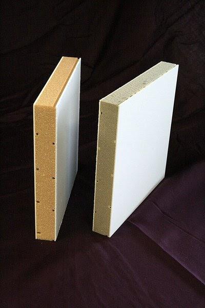 Elefant camper panel sandwich de poliester for Paneles de fibra de vidrio