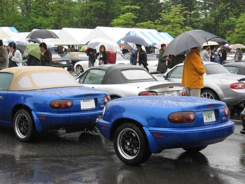 Mazda MX-5, przyczepa, bagażnik, JDM