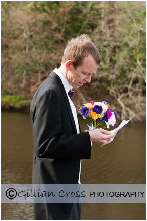 Warkworth wedding