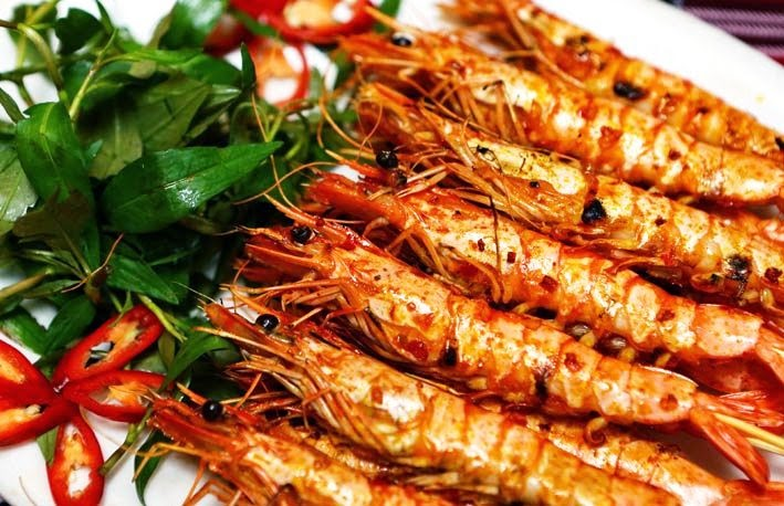 Hải sản Nha Trang