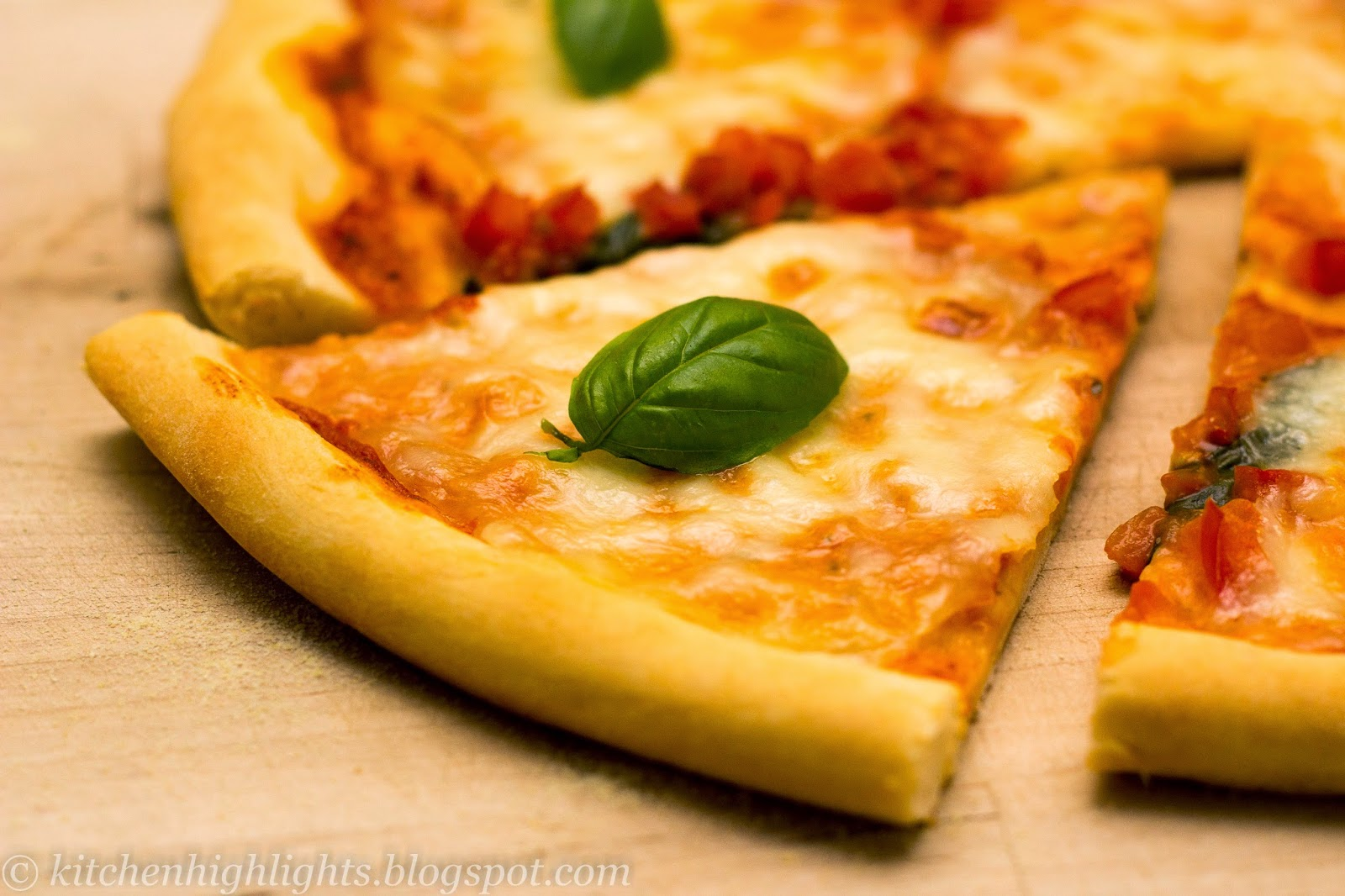 Invented in Naples, Italy, pizza has since become very popular in many parts of the world