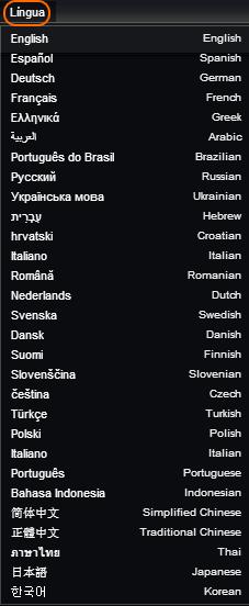Pixlr editor de fotos em 29 idiomas