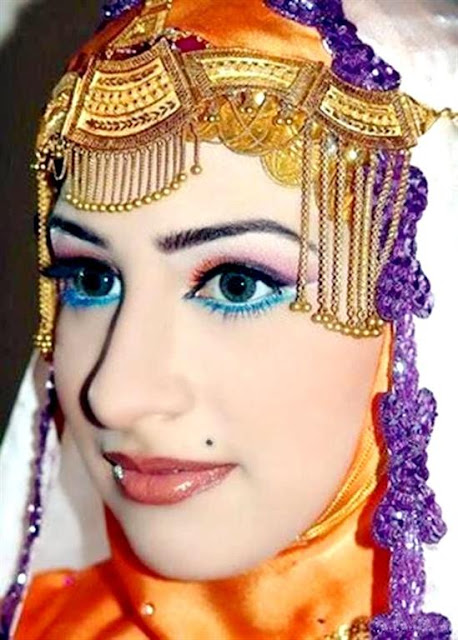 Wedding Hijab Trends 2012