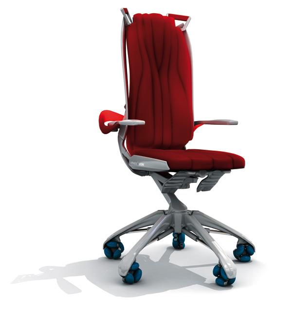 Silla Tecnológica Fitness para Oficina  Ideas para decorar, diseñar