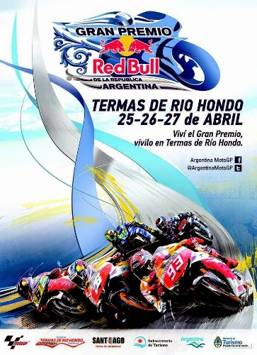 Download Video Full Race MotoGP Argentina 2014