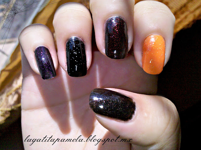 nail polishes for halloween
