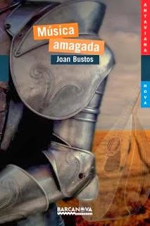 """Al Blog sobre llibres de joan Bustos ha arribat també """" A l'altre costa del mirall """"..."""
