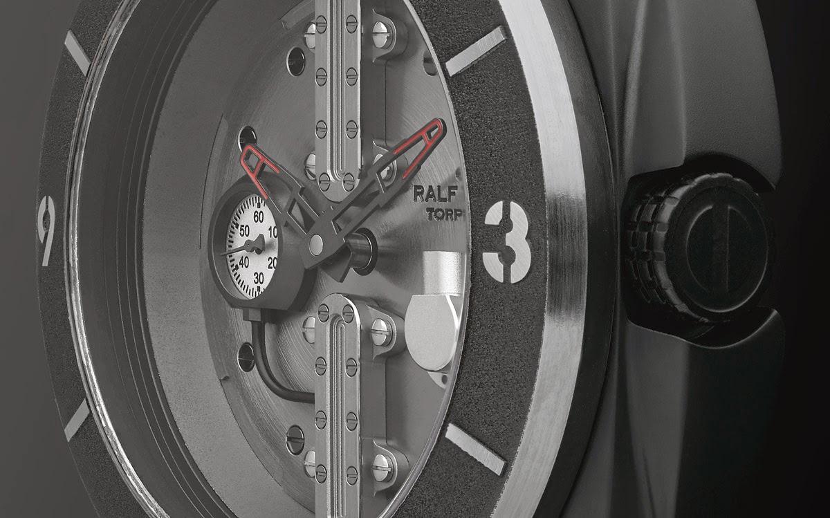 Ralf Tech - WRX Manufacture Torpedo Ralf-Tech-Torpedo-dial-detail-2
