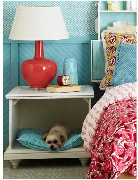 achados de decoração, blog de decoração, casinha de cachorro na decoração, boutique de achados