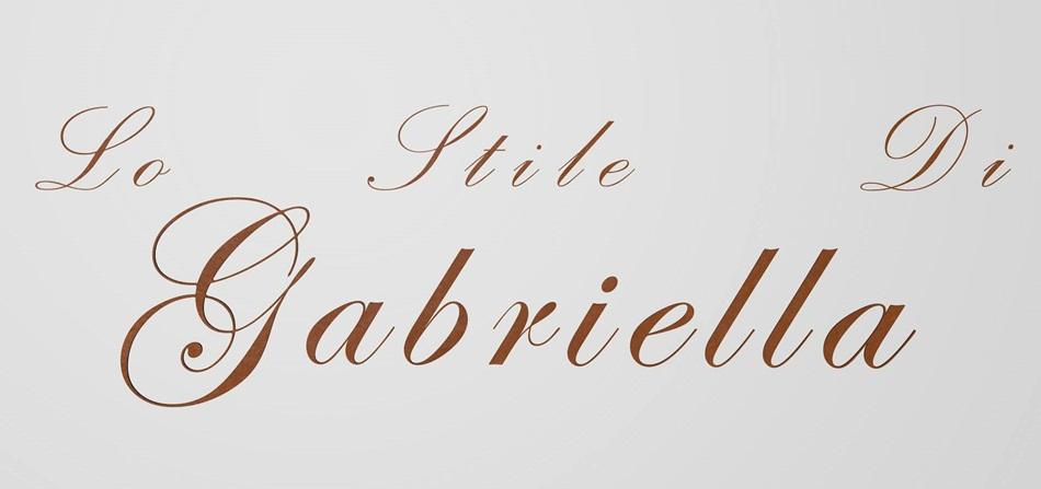 Lo stile di Gabriella