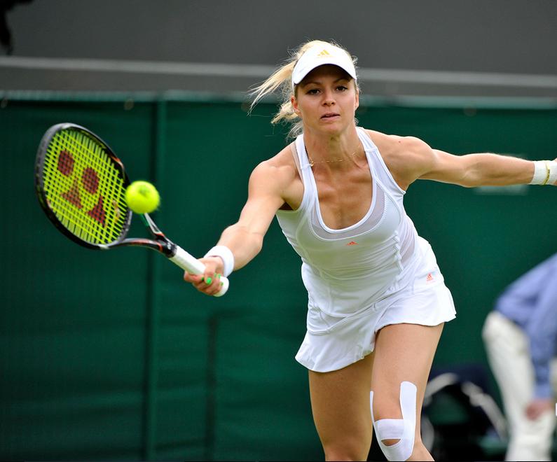 Mlle.Brico: Wimbledon 2013, Peplums, Nail Varnish and Hot ...  Laura