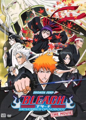 Bleach Movie 1: Memories of Nobody 2006 poster