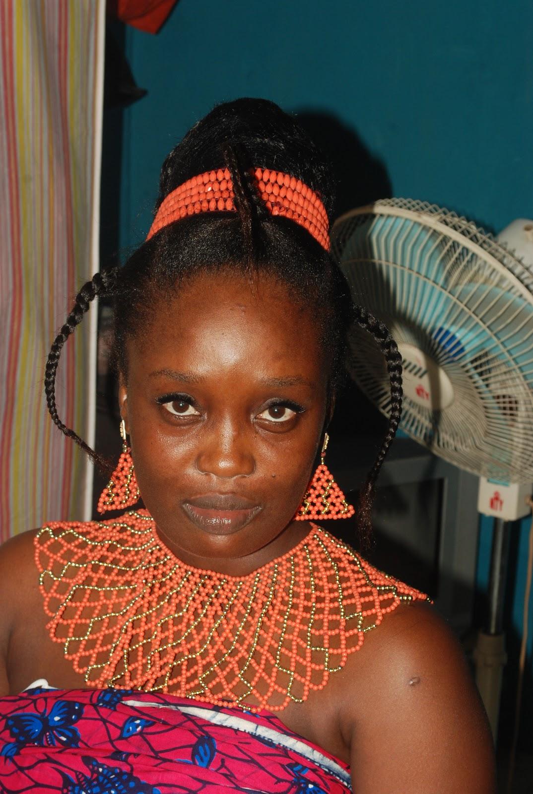 African Swag Magazine African Traditional Wedding Attire