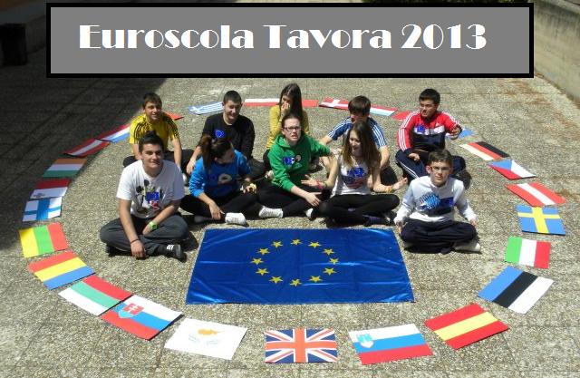 Euroscola Tavora 2013