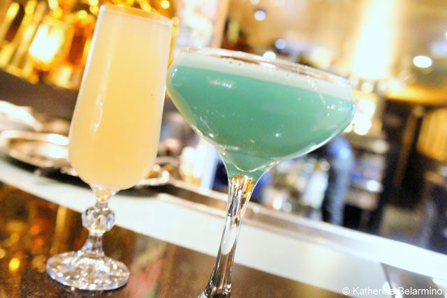 """Grasshopper at Bourbon """"O"""" Drinks to Try in New Orleans"""