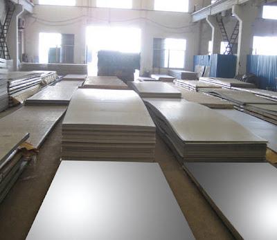 stainless steel grade 301LN steel plate