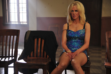 The Paperboy Nicole Kidman upskirt