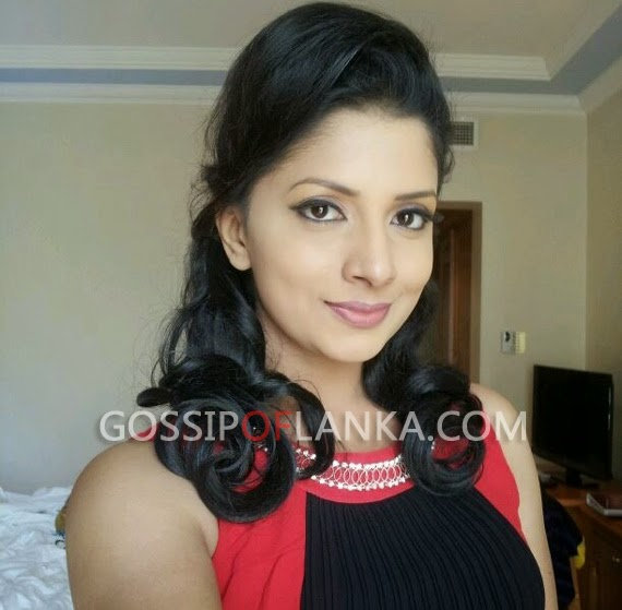 Ishara Sandamini Getting Ready For Wedding