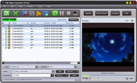 full video converter 10.3.9 non license code