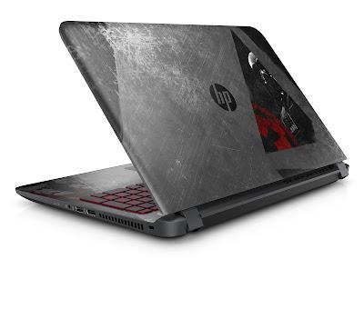 hp star wars laptop