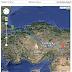 Harita'da Bartın Yol Tarifi