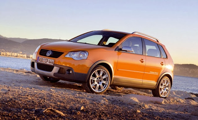 Volkswagen Cross Polo Car Wallpaper