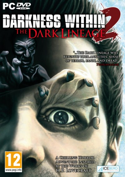 Darkness Within 2 The Dark Lineage Directors Cut Edition PROPHET