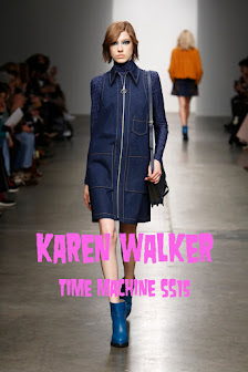 "KAREN WALKER ""Time Machine"" Spring Summer 2015"