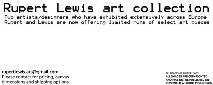 Rupert Lewis Art Collection
