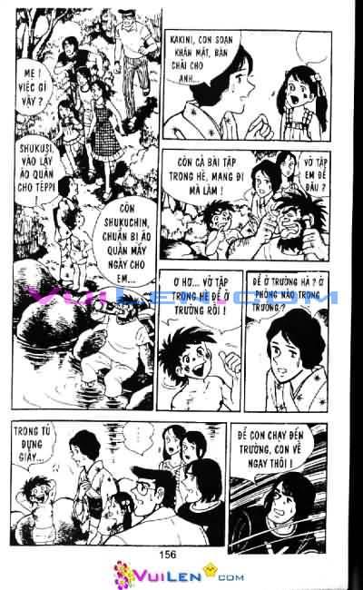 Siêu quậy Teppi chap 6 - Trang 157