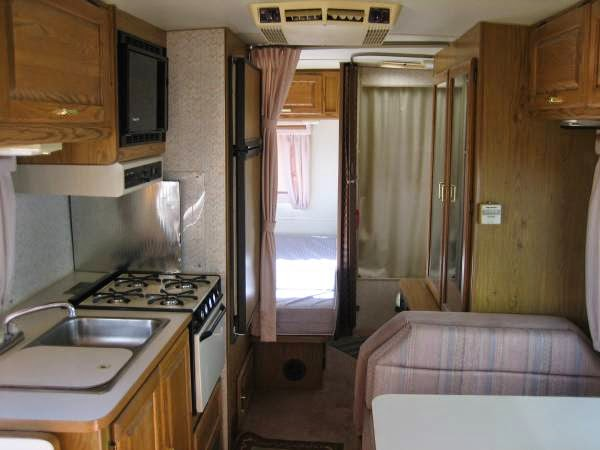 Used Rvs 1989 Itasca Spirit Motorhome For Sale For Sale By