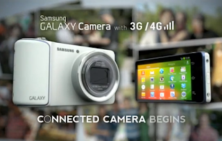 The Interactive Samsung Galaxy Camera