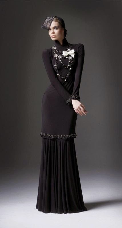 Fesyen Baju Kurung Moden Terkini Baju Kurung Moden Lace