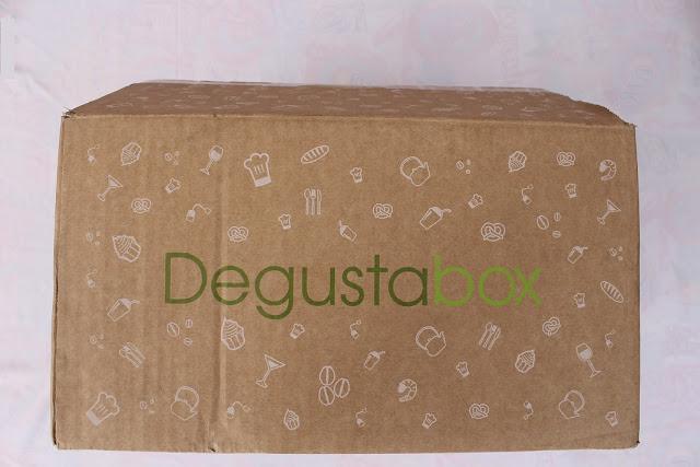 Degustabox Caja de Julio