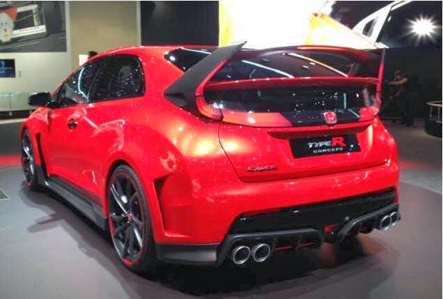 Mobil Terbaru Honda Civic R Desain Super Keren Review dan ...