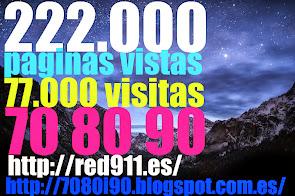 77.000 VISITAS