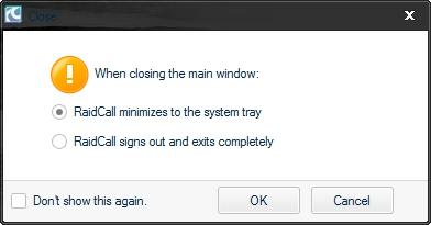 Download RaidCall Windows Gratis