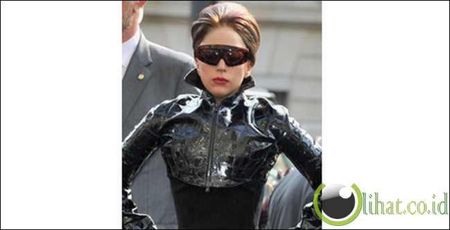 Pispot Lady Gaga