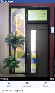 ruang laktasi kpp pratama bangkalan