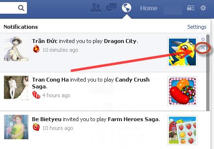 Virus moi choi Game tren Facebook