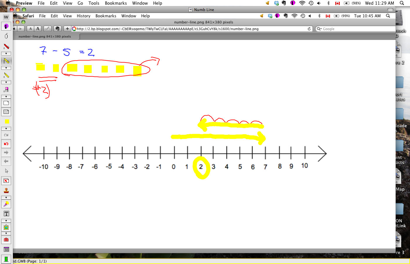 Number Line To 20 Negative And Positive Looking at number lines