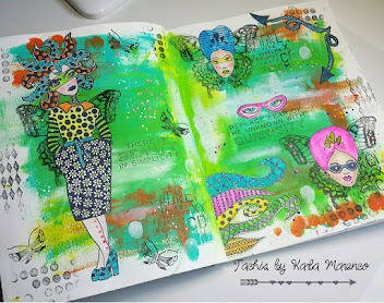 Mi art journal