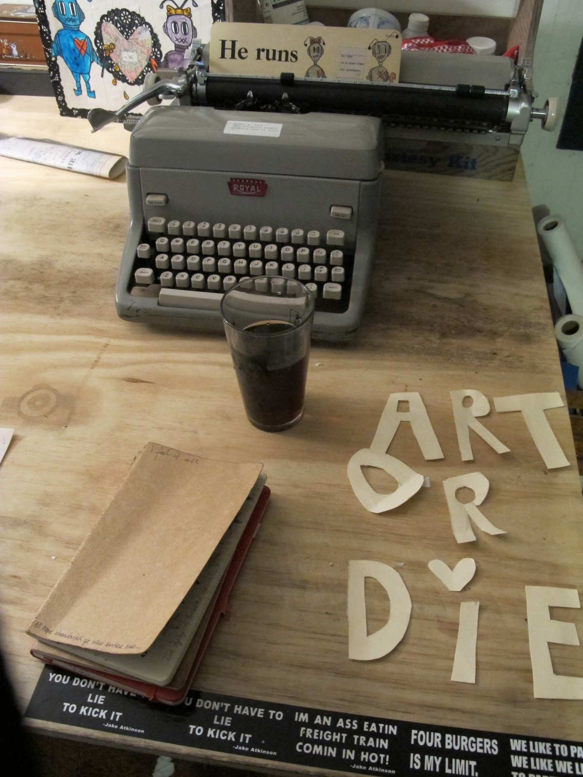 Art Or Die